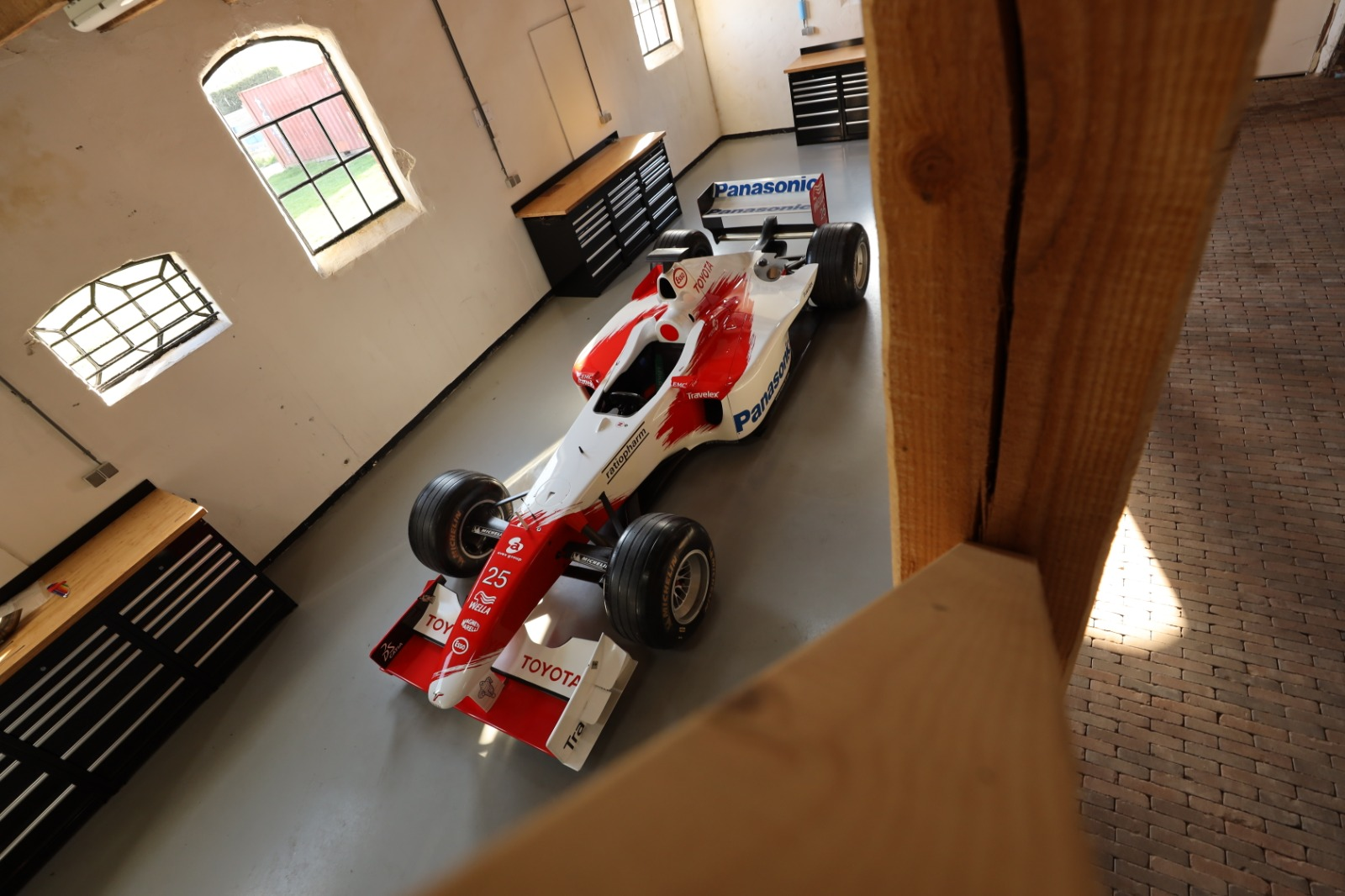 Toyota F1 (2001)